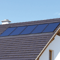 Solar Thermal Integrated System