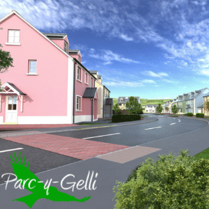 Parc y Gelli Sustainable Development