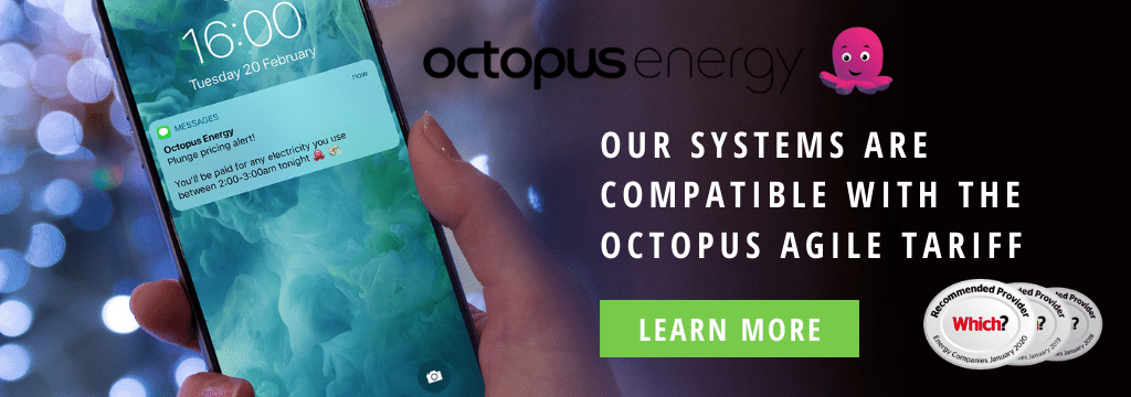 Learn about our Octopus Energy integration