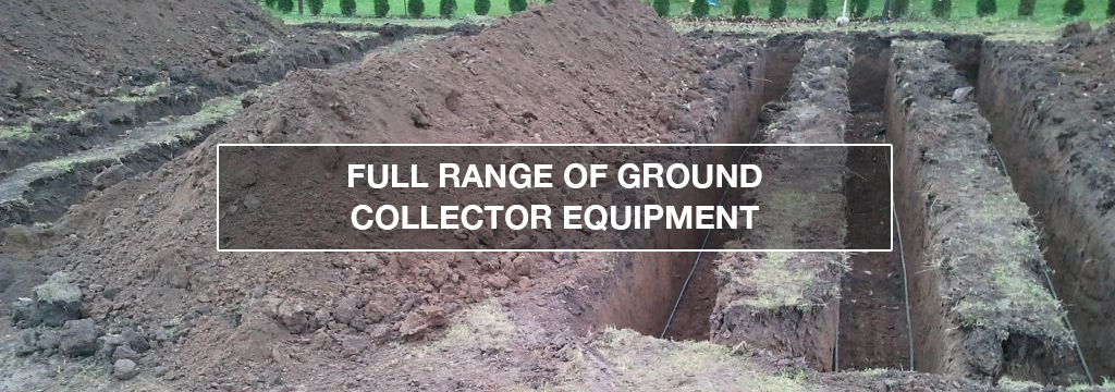 Buy ground collector systems