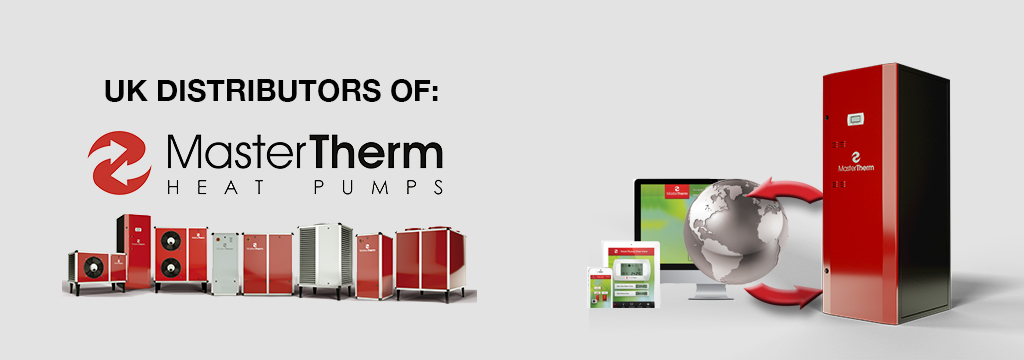 MasterTherm heat pumps