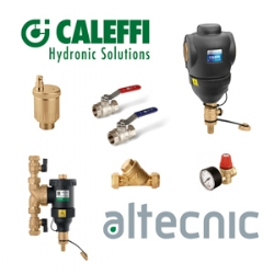 Altecnic System Accessories