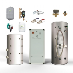 MasterTherm Ground source heat pump kits