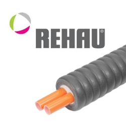 Rehau District Heating Pipework