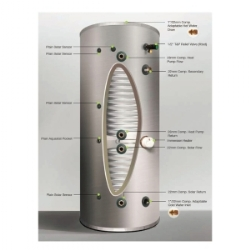 Heat Pump Cylinders and Buffers