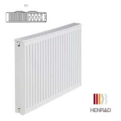 Henrad K2 Compact Radiators 600mm High