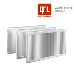 QRL Barlo Type 11 400mm High Compact Radiators