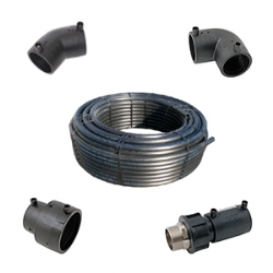 Ground Collector Pipe and Fittings