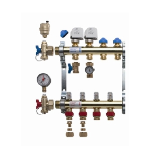 HeatWave UFH Manifold 6 Port