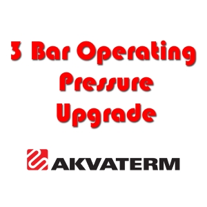 Upgrade to Cylinder Pressure-3Bar up to 1000