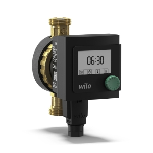 Wilo Star-Z Nova T Bronze Pump Integral Timer and Sensor