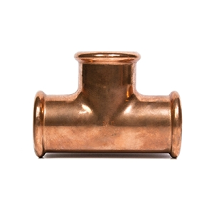 Copperpress equal tee 12mm