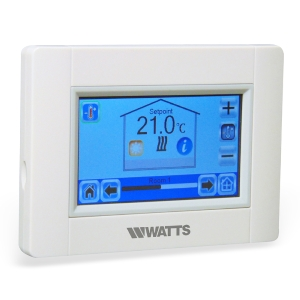 HeatWave Central Control Touchscreen Display with Wifi