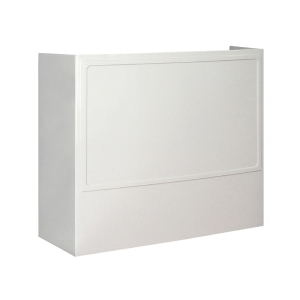 Front cover for NOMO distribution cabinets