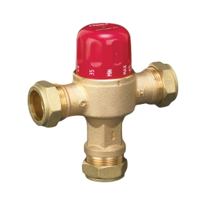 28MM HEATGUARD UFH MIXING VALVE