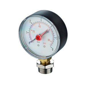 PRESSURE GAUGE AND ADAPTOR