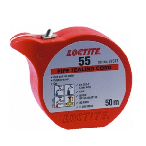 Loctitie 55 - 50m Metal Threads up to 130°c