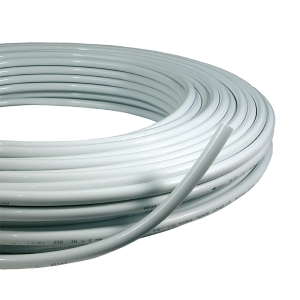 Multilayer pipe coils 100m 16 x 2mm White PE-RT/AL/PE-RT - WRAS