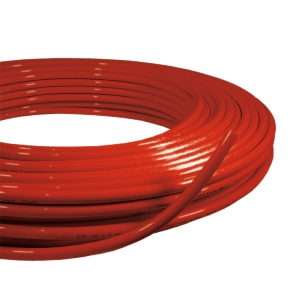 Multilayer pipe coils 500m 16 x 2mm Red PE-RT/AL/PE-RT for UFH