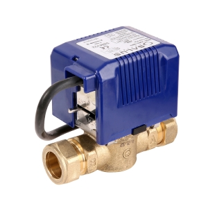 Salus 2 Port Zone Valve 22mm