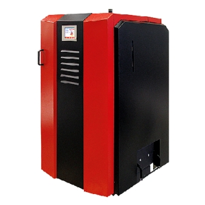 Attack Combi Wood and Pellet 25kW Log, 30kW Pellet