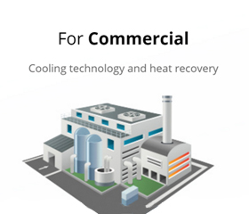 Ground source heat pumps for commercial property
